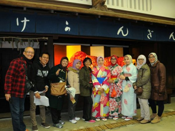 Dosen STIBA Invada ikuti Japanese Language Education Capacity Building